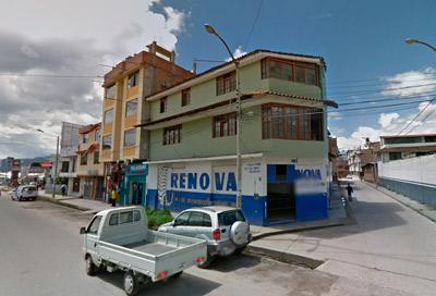 oficina cajamarca renova